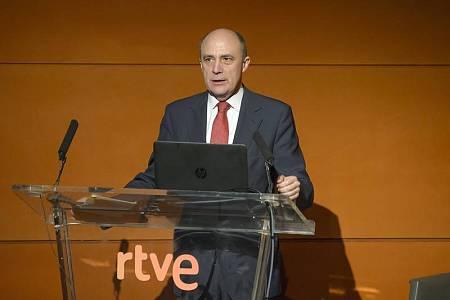 Enrique Alejo, director general corporativo de RTVE
