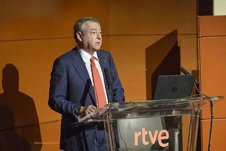 José Antonio Sánchez, presidente de la Corporación