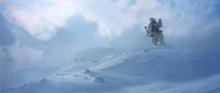 Hoth es un planeta real que se inspiró en el ficticio de 'El imperio contraataca'.