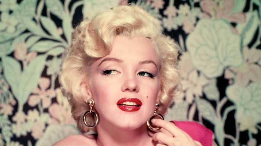 Marilyn Monroe, icono de la sensualidad, falleció en 1962