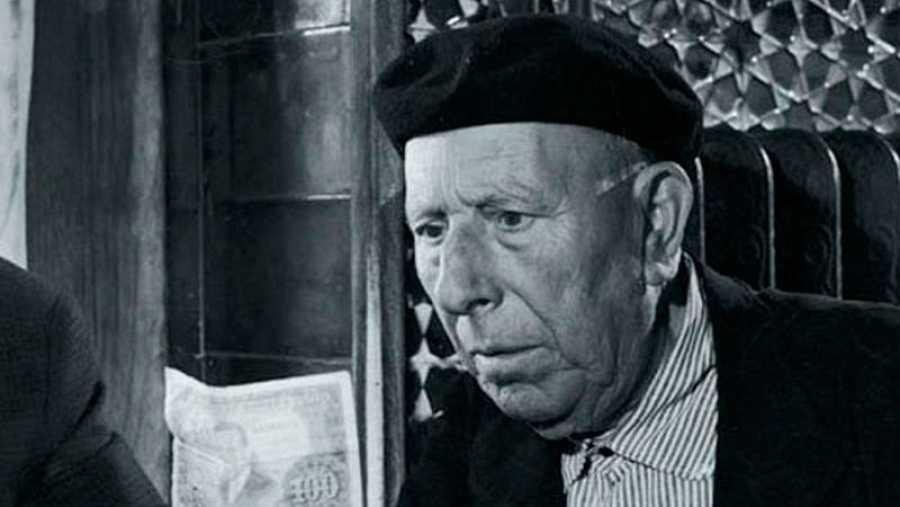 Pepe Isbert realizó un centenar de películas, entre ellas 'El verdugo' o 'Bienvenido Mr. Marshall'