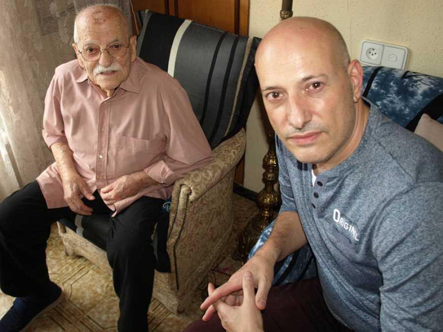Paco Aura (Izda.) y Jordi Peiro (Dcha.)