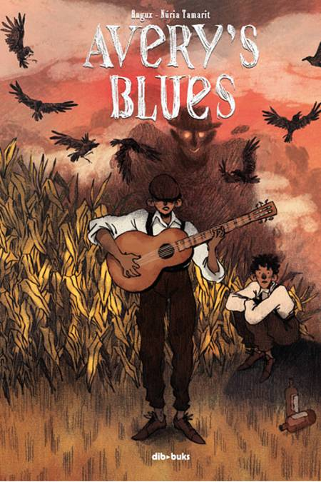Portada de 'Avery's Blues'