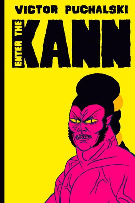 Portada de 'Enter the Kann'