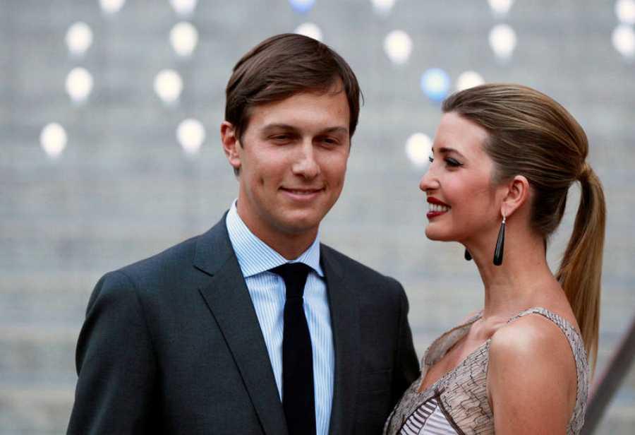 Ivanka Trump y su marido Jared Kushner en una imagen de archivo de 2012.