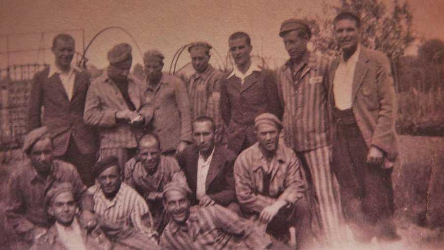 Españoles en la Alemania nazi