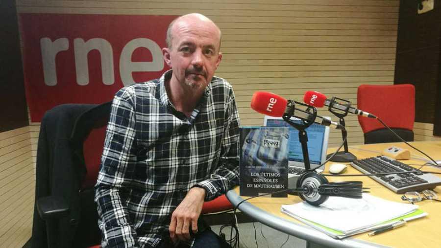 Carlos Hernández de Miguel es el autor de 'Los últimos españoles de Mauthausen'