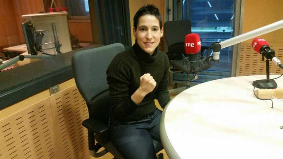 Melania Sorroche interviene desde Rne Barcelona