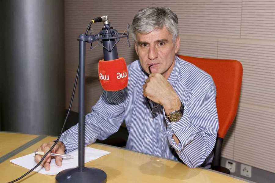 Fran Sevilla, actual reponsable de internacional, ocupará la corresponsalía de RNE en Washington