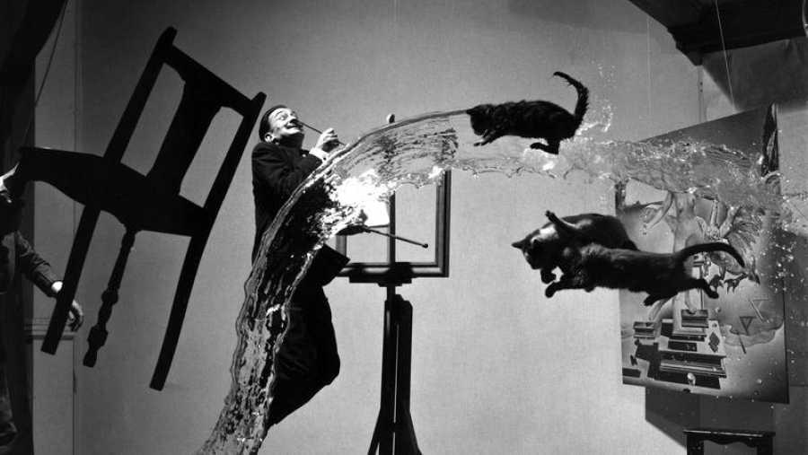 Dalí, uno de los máximos exponentes del surrealismo