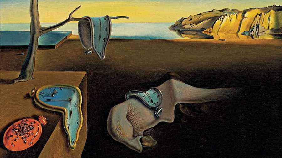 'La persistencia de la memoria', una de las mejores obras de Dalí