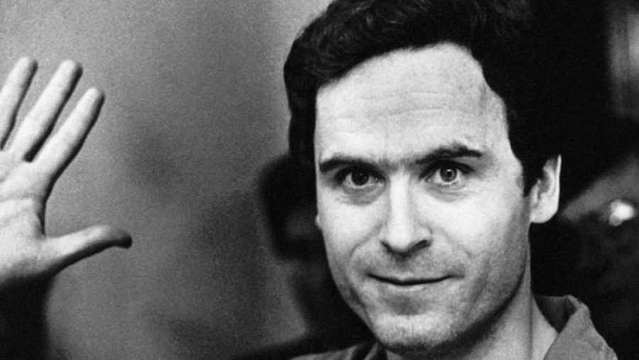 El asesino en serie, Ted Bundy