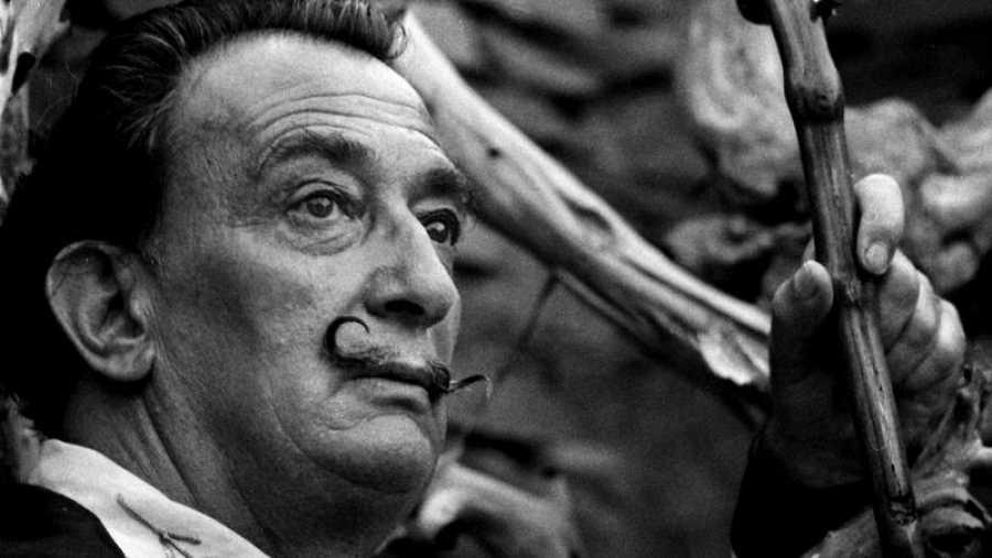 Dalí falleció en 1989, año protagonista de la semana