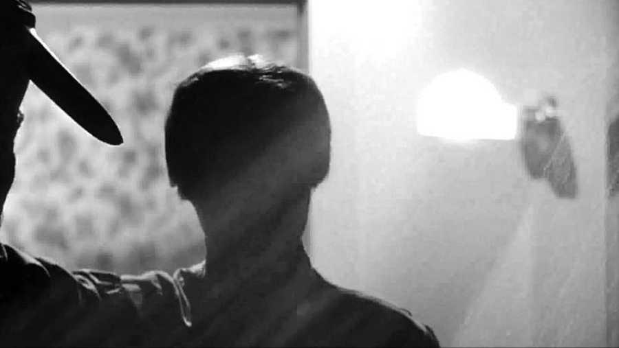 Fotograma de la película 'Psicosis'