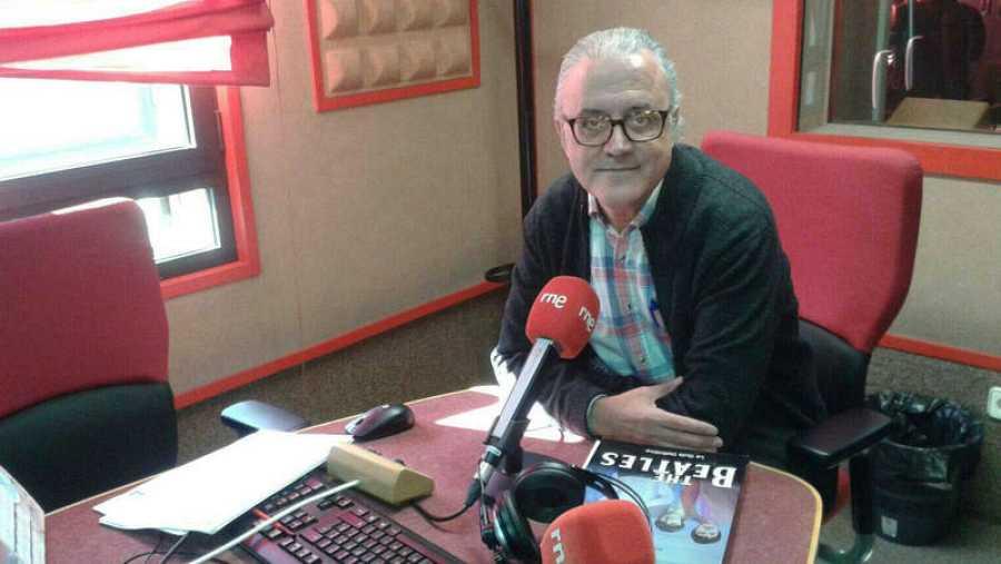 José Luis Gilsanz, desde Rne Segovia