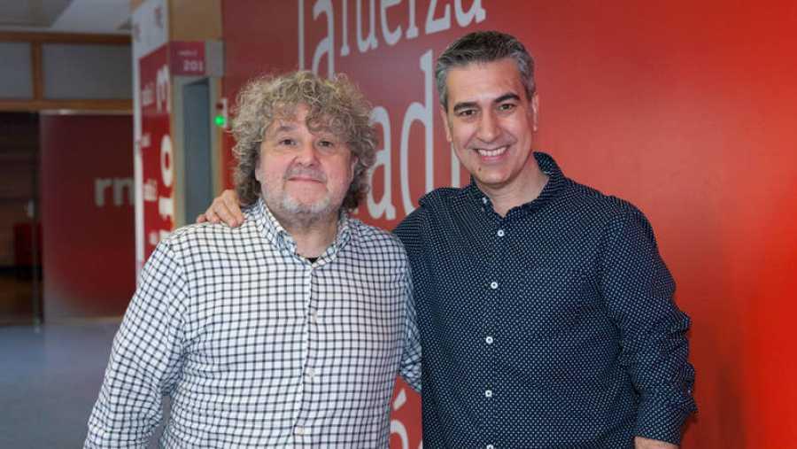 Julio Ruiz presenta 'Disco Grande' en Radio 3