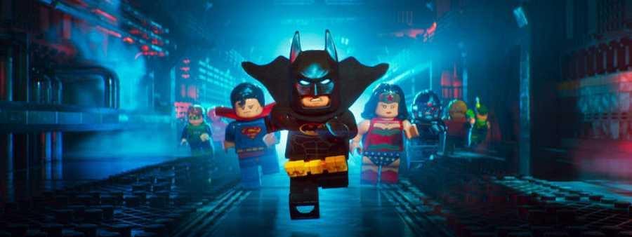 Batman con la Liga de la Justicia