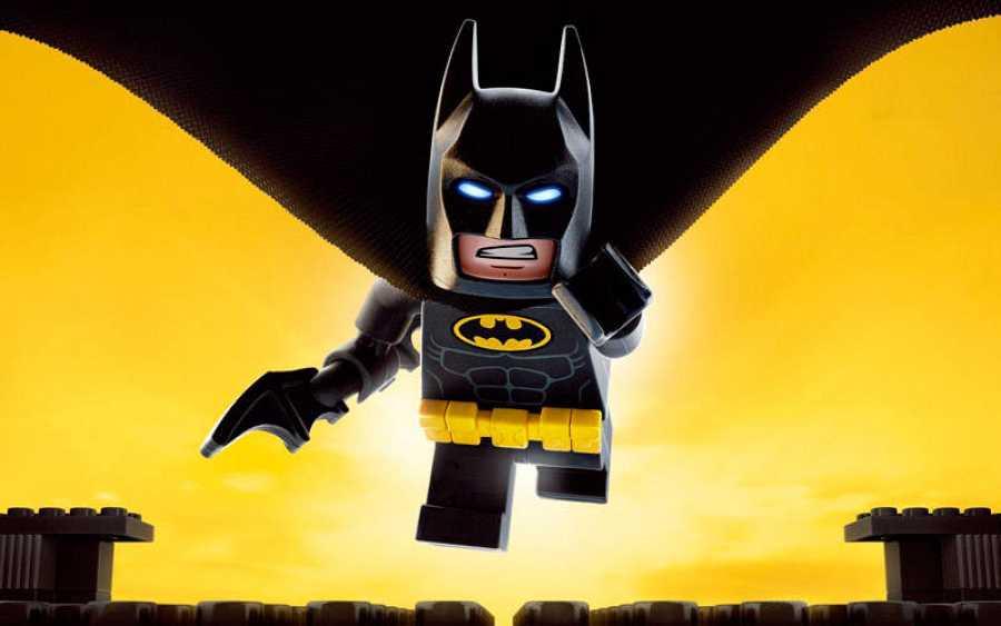 Batman en acción
