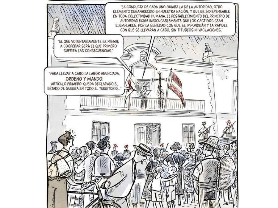 Viñetas de 'Dr. Uriel', de Sento