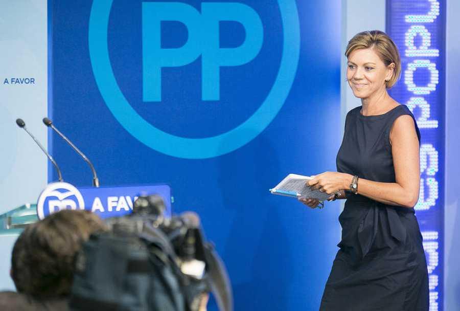 Tras este congreso, se sabrá si María Dolores de Cospedal seguirá como secretaria general del PP