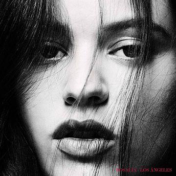 Portada de 'Los ángeles', el disco debut de Rosalía