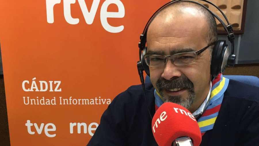 Diego Cobos interviene desde Rne Cádiz