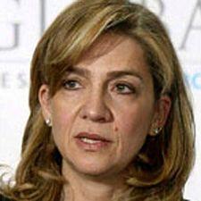 Cristina de Borbón.