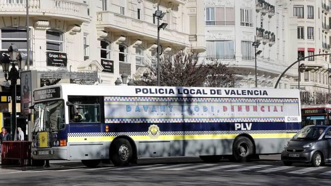 Valencia impedirá la entrada a la ciudad del autobús de Hazte Oír