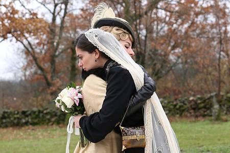 Teresa rompe a llorar en plena boda
