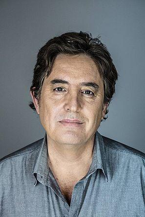 El poeta Luis García Montero