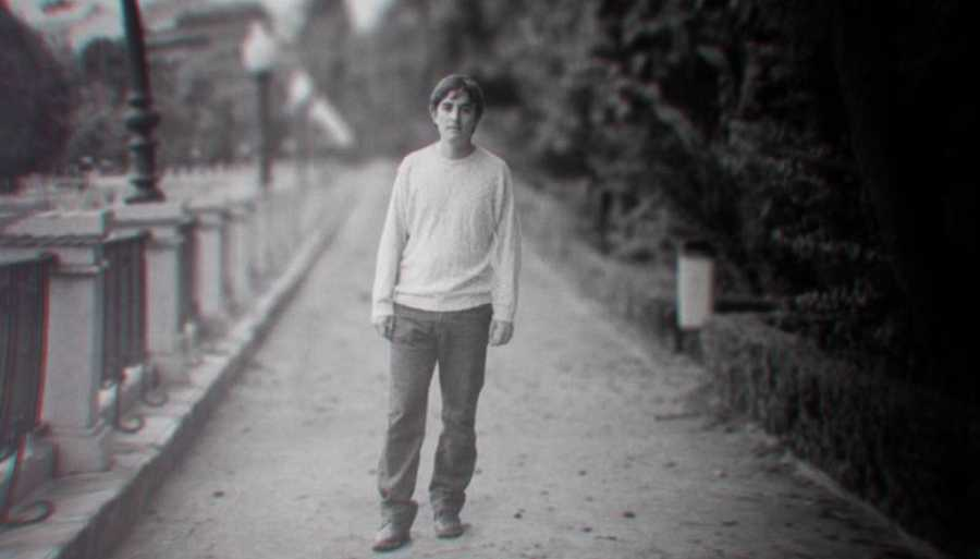 Un jovencísimo poeta... Luis García Montero