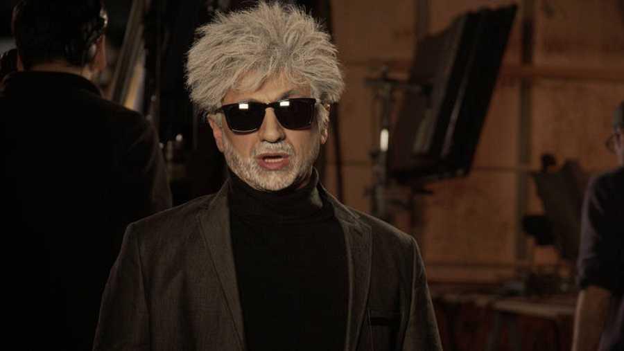 José Mota como Pedro Almodóvar en 'El Acabose'