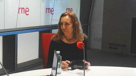 La directora del Teatro Español, Carme Portaceli.