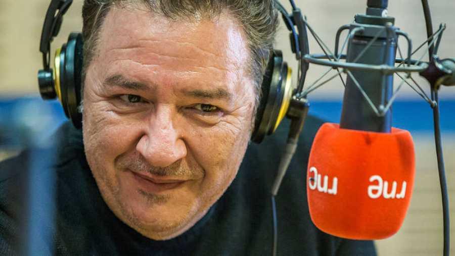 Primer plano de Carlos Goñi en 'Abierto hasta las 2'