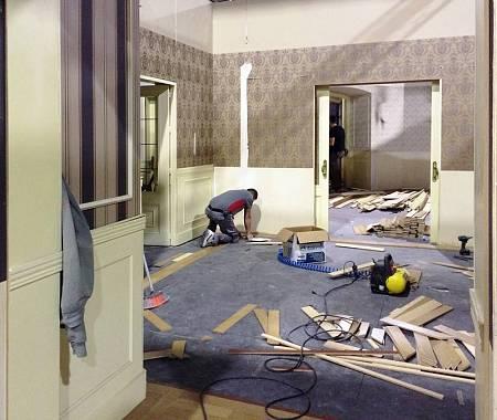 Los decorados interiores se trasladan a Leganés, donde también se contruirá de nuevo la calle Acacias