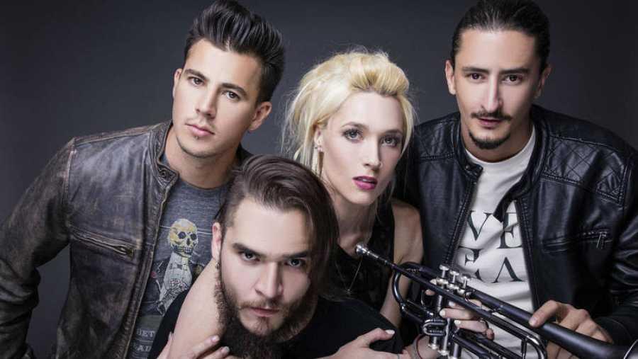 Banda formada por la británica Jenny Ball, el madrileño David González, y los mexicanos Pantera e Icho