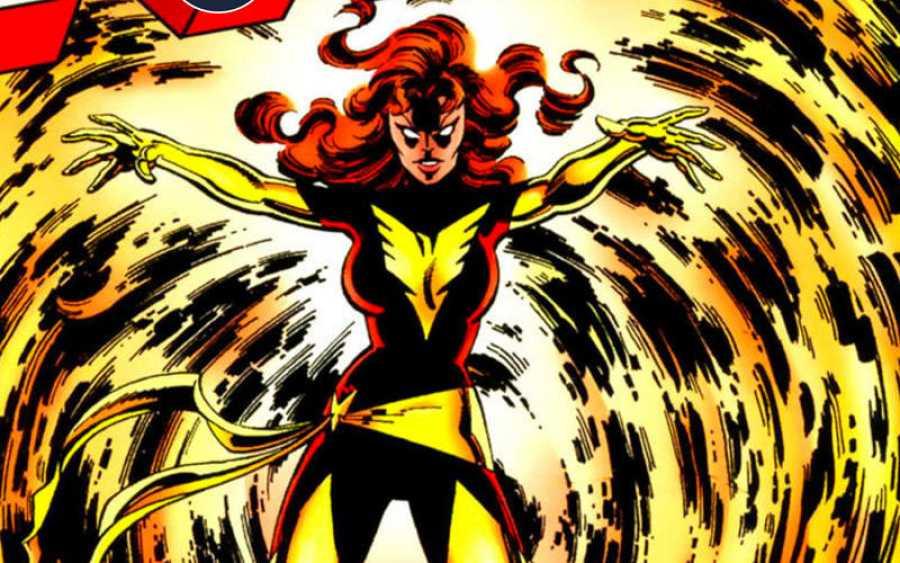 Fénix Oscura (Panini -Marvel)