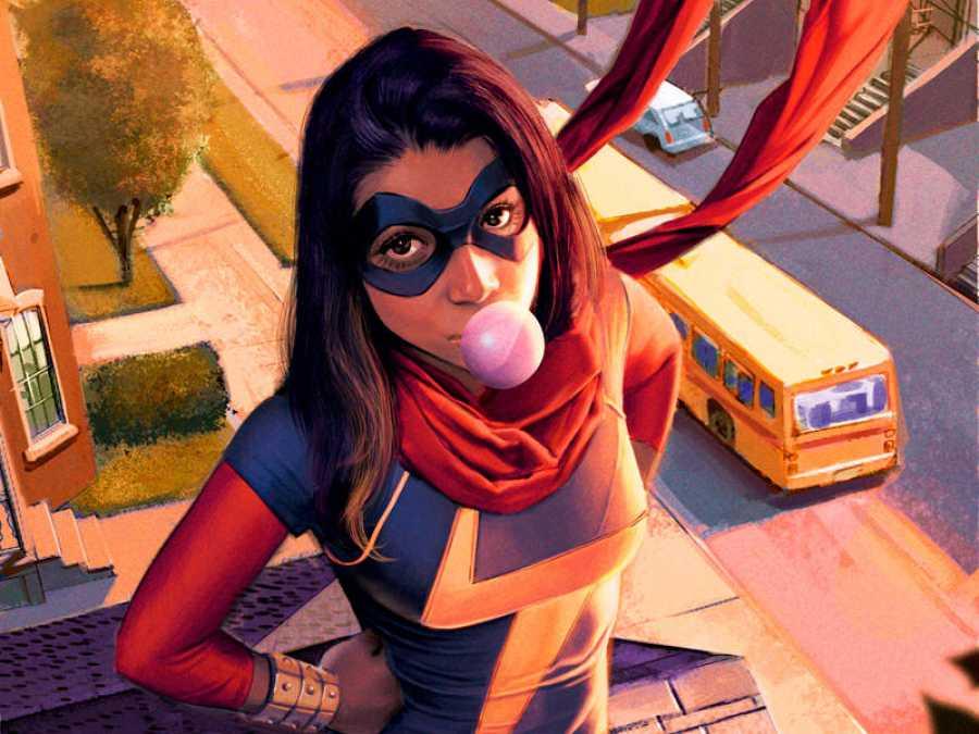 Ms. Marvel (Panini-Marvel Comics)