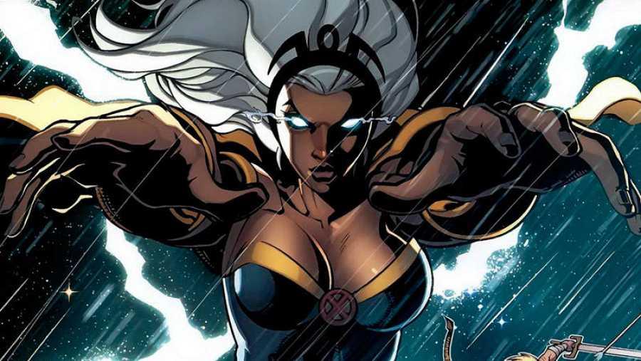 Tormenta (Panini-Marvel Comics)