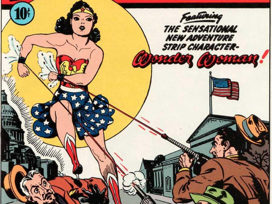 La Wonder Woman de los años 40 (Ecc Ediciones - Dc Comics)