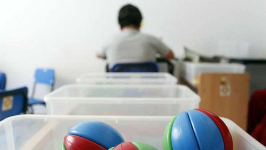 El autismo se detecta en edades tempranas