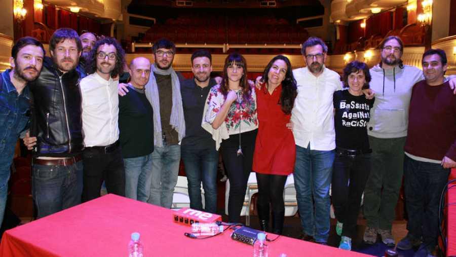 Imagen final del programa desde el Teatro Cofidis Alcázar de Madrid