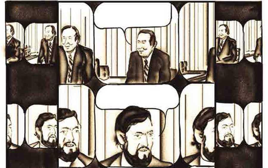 Viñetas de 'Cortázar'