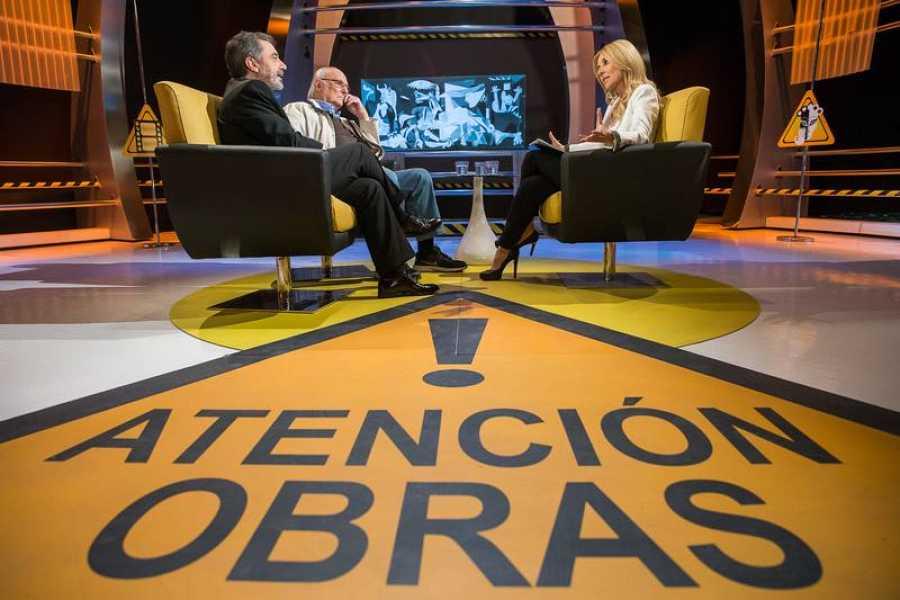 '¡Atención obras!', con Manuel Borja Villel y Carlos Saura