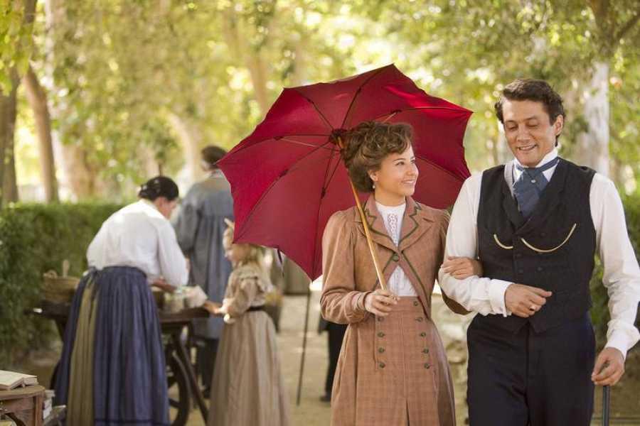 Una tv movie basada en la novela 'La Princesa Paca'  escrita por Rosa Villacastín y Manuel Francisco Reina