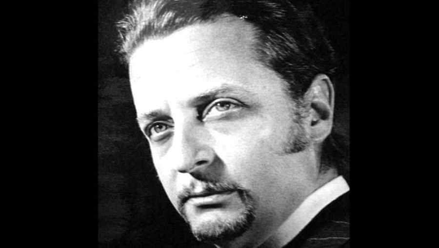 El tenor Alfredo Kraus