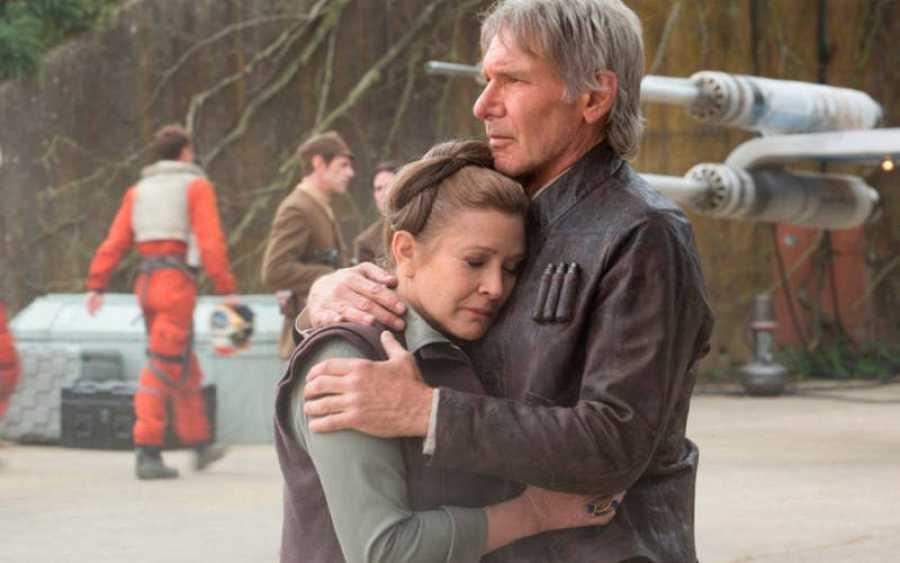 Escena de 'Star Wars Episodio 7: El despertar de la fuerza' (LucasFilms)