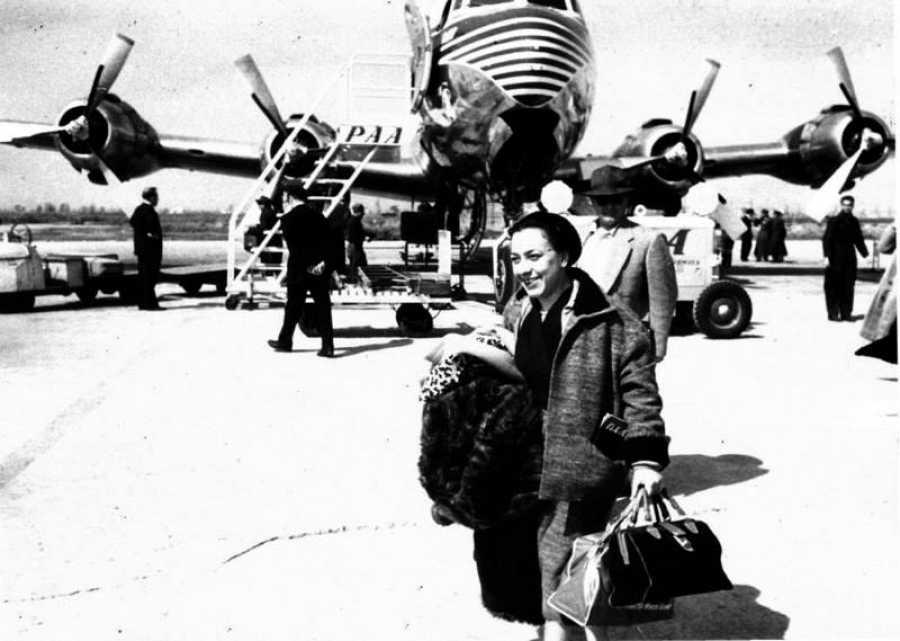 Los conciertos siempre llevaron a Alicia de Larrocha de un aeropuerto a otro, alejándola de su entorno familiar