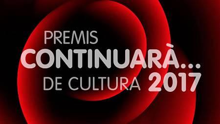 Premis dolços Continuarà, edició 2017