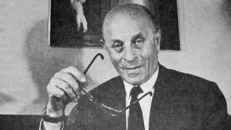 El húngaro Ladislao Biro, inventor del bolígrafo